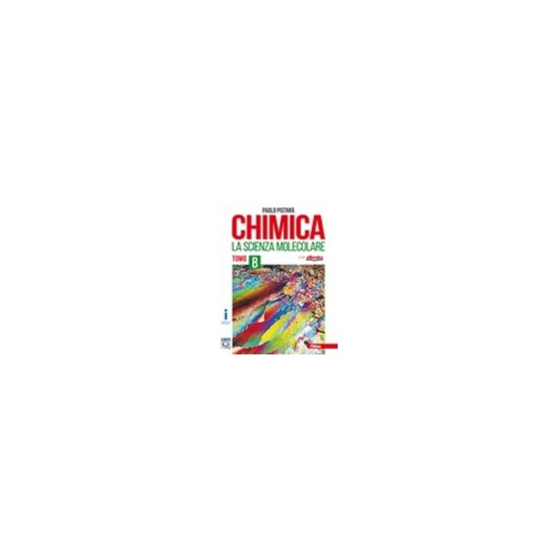 CHIMICA-SCIENZA-MOLECOLARE-VOLUME