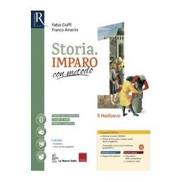 STORIA-IMPARO-CON-METODO--LIBRO-MISTO-CON-HUB-LIBRO-YOUNG-VOL-1RIPASSOQUADERNOCITTADINANZAAT