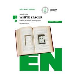 WHITE-SPACES-VOL1-EDIZ-VERDE-PER-LICEO-LINGUISTICOCDMP3
