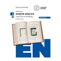 WHITE-SPACES--VOL-EDIZ-BLU-PER-LICEO-SCIENTIFICOCDMP3