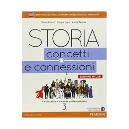 STORIA-CONCETTI-CONNESSIONI-EDIZIONE-MYLAB--Vol
