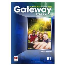 GATEWAY-2ED-PREMIUM-PACK-STUDENTS-BOOK--OWB--DIGITAL-CONTENTS