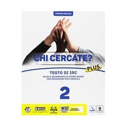 CHI-CERCATE-PLUS-TESTO-IRC-PER-SCUOLA-SECONDARIA-I-GRADO-Vol