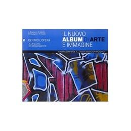 NUOVO-ALBUM-ARTE-IMMAGINE-C-EDIZIONE-PLUS-DVD-Vol