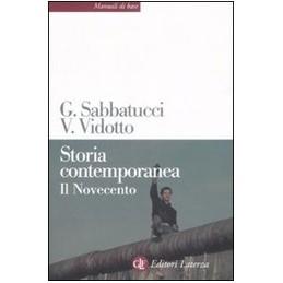 STORIA-CONTEMPORANEA-NOVECENTO-Vol