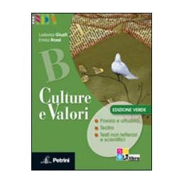 CULTURE-VALORI-VERDE-VERDE--POESIA-ATT-TEATRO-TESTI-NON-LETTERARI-LETT-TECNICO-SCIENT