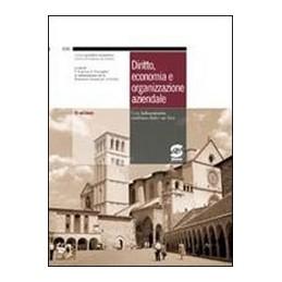 DIRITTO-ECONOMIA-ORGANIZZAZIONE-AZIENDALE-CORSO-DIRITTO-ECONOMIA-PER-GLI-ITIS-Vol