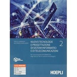 nuovo-tecnologie-e-progettazione-di-sistemi-informatici-e-di-telecomunicazioni-vol2-per-in