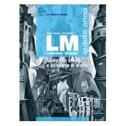 lm--letteratura-modulare-vol3-set---edizione-mista-il-novecento--esame-di-stato--e