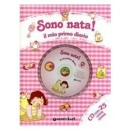SONO-NATA-MIO-DIARIO-CD