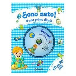 SONO-NATO-MIO-DIARIO-CD
