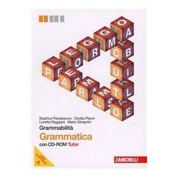 GRAMMABILIT--GRAMMATICA-MULTIMEDIALE-CON-ROM-LMM-LIBRO-MISTO-MULTIMEDIALE-VOL