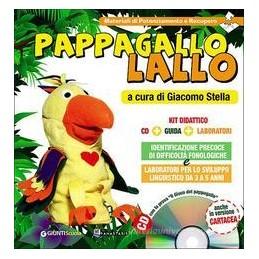 PAPPAGALLO-CONFEZIONE-VOLUMI-CD