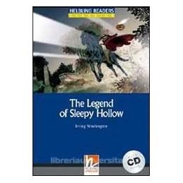HELBLING-READERS-BLUE-SERIES-THE-LEGEND-SLEEPY-HOLLOW-CD