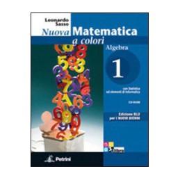 NUOVA-MATEMATICA-COLORIEDIZ-BLU-ALGEBRA-VOL1-CON-PROVE-INVALSI-CON-CDROM