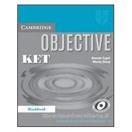 OBJECTIVE-KET-WORKBOOK-KEY
