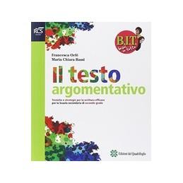 BIT--TRAGUARDO-TESTO-ARGOMENTATIVO