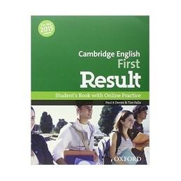 FIRST-RESULT-STUDENTS-BOOKWORKBOOK2-TEST-ONLINE-KEY-2015-PACK