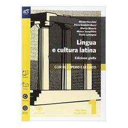 LINGUA-CULTURA-LATINA-EDGIALLA-VOL1-SET-MINORREPLESSICO