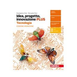 IDEA-PROGETTO-INNOVAZIONE-CONFEZIONE-TECNOLOGIA-PLUS-ARANCIONE-DISEGNO