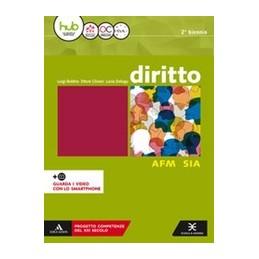 DIRITTO-VOLUME-UNICO-PER-2-BIENNIO-AFM-SIA