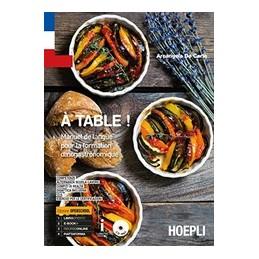 TABLE-VOLUME-UNICO-MANUEL-LANGUE-POUR-FORMATION-OENOGASTRONOMIQUE
