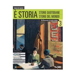 STORIA-VOL3-STORIE-QUOTIDIANE-STORIE-DEL-MONDO