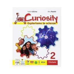 CURIOSITY-ESPLORIAMO-SCIENZE-VOL2-CON-BOOK