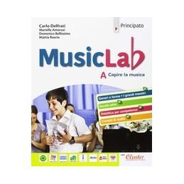 MUSICLAB-VOLUME-UNICOA-CAPIRE-MUSICAB-FARE-MUSICAQUADERNO-DELLE-COMPETENZEDVD-E-DVD-CON