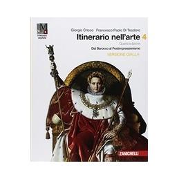 ITINERARIO-NELL-ARTE-VOL-VERSIONE-GIALLA--4ED--DAL-BAROCCO-POSTIMPRESSIONISMO