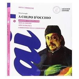 COLPO-DOCCHIO-COMPATTA-PLUS-EDIZIONE-COMPATTA-LABORATORIO-DELLE-COMPETENZE-DVD-ROM--ARTE