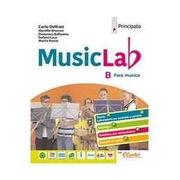 MUSIC-LAB-QUADERNO-DVD-MP3--Vol