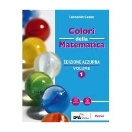 COLORI-DELLA-MATEMATICA-EDIZIONE-AZZURRA-VOLUME-EBOOK--QUADERNO-INCLUSIONE-RECUPERO-Vo