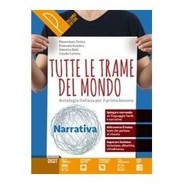 TUTTE-TRAME-DEL-MONDO-NARRATIVA-EPICA-ANTOLOGIA-ITALIANA-PER-PRIMO-BIENNIO-Vol