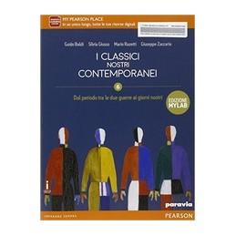 CLASSICI-NOSTRI-CONTEMPORANEI-EDIZIONE-MYLAB-VOL