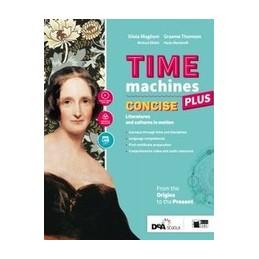TIME-MACHINES-CONCISE-PLUS-EASY-EBOOK-DVD-EBOOK-FASCICOLO-VISUAL-LITERATURE-FASCICOLO