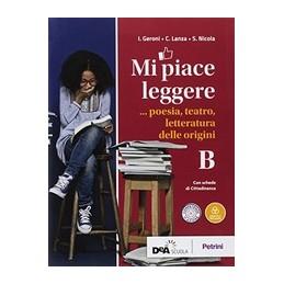 PIACE-LEGGERE-VOLUME-POESIA-TEATRO-LETTERATURA-DELLE-ORIGINI-EBOOK-Vol