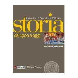 STORIA-VOL-III-NUOVI-PROGRAMMI-DAL-1900-OGGI-Vol