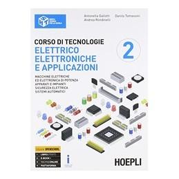CORSO-TECNOLOGIE-ELETTRICOELETTRONICHE-APPLICAZIONI-PRINCIPI-ELETTROTECNICA-ELETTRONICA