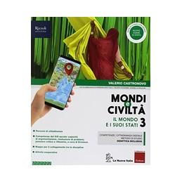 MONDI-CIVILTA-VOL-ATLANTE-GUIDATO-QUAD-LIBRO-MISTO-CON-HUB-LIBRO-YOUNG--HU