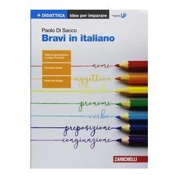 BRAVI-ITALIANO-IDEE-PER-IMPARARE--Vol