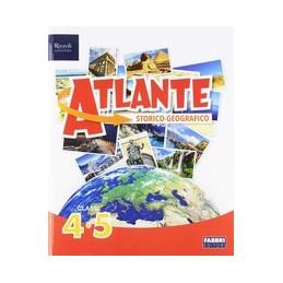 FANTASTICHE-QUATTRO-CLASSE-TOMO-ANTROPOLOGICO-QUADERNO-ATLANTE--LAPBOOK-Vol