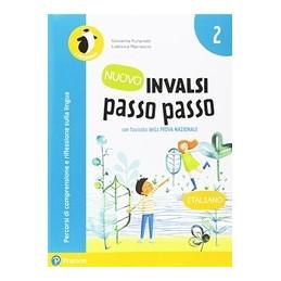 NUOVO-INVALSI-PASSO-PASSO-EDIZIONE-2018-ITALIANO--Vol