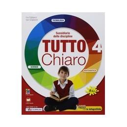 TUTTO-CHIARO-MATEMATICA-SCIENZE-4-Vol