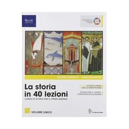 STORIA-40-LEZIONI--VOLUME-PER-GLI-ISTITUTI-TECNICI-ATLANTE-CON-HUB-YOUNG-HUB-KIT