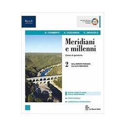 MERIDIANI-MILLENNI--VOLUME--CON-HUB-YOUNG-E-HUB-KIT