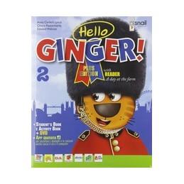 HELLO-GINGER--Vol