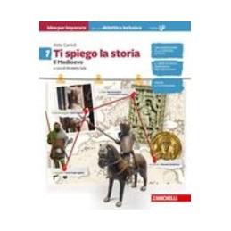 SPIEGO-STORIA-IDEE-PER-IMPARARE-VOLUME-IL-MEDIOEVO-Vol