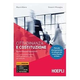 CITTADINANZA-COSTITUZIONE-NUOVA-EDIZIONE-OPENSCHOOL-Vol