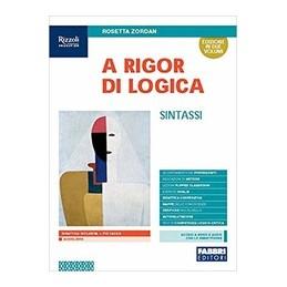 RIGOR-LOGICA-LIBRO-MISTO-CON-LIBRO-DIGITALE-SINTASSI-CON-HUB-YOUNG-HUB-KIT-Vol